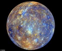 水星の地質